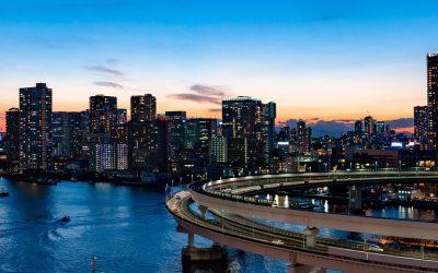 A la découverte de la ville active de Tokyo